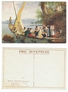 Suisse // Schweiz // Switzerland // Pro-Juventute //  Carte Pro-Juventute Neuve 1919 No. 73 - Pro Juventute