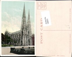 546875,New York City St. Patricks Church - Non Classés