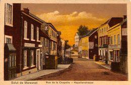 Salut De Morenest - Rue De La Chapelle - Kapellenstrasse (colorisée) - Plombières