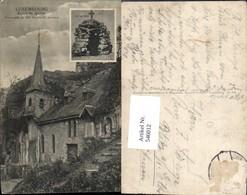 546012,Luxembourg Luxemburg Eglise St. Quirin - Ansichtskarten