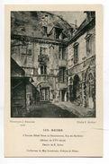 CPA  51 : REIMS Les Amis Du Vieux Reims Hotel Féret  N° 132  A  VOIR  !!!!!!! - Reims
