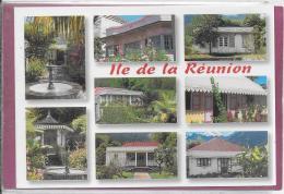 9 CPM  ILE DE LA REUNION - 5 - 99 Cartoline