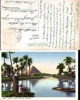 546441,Africa Egypt Cairo Kairo Gizeh Pyramids Pyramiden Pub Lehnert & Landrock 2040 - Ägypten