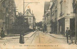 A-PIE.T. Ben.17.7428 :  TOURS. RUE DE LA RICHE - Tours
