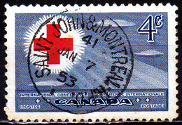 Canada  Scott N°  317 Gestempelt (1673) - Non Classés
