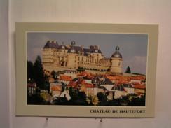 Le Chateau De Hautefort - Frankreich