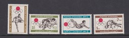 Afghanistan SG 527-530 1964 Olympic Games Tokyo MNH - Afghanistan