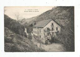 Cp, 12 , MOSTUEJOULS , Grand Hôtel Du ROZIER , Vierge , Ed : Comptoir Général , N° 8 - France