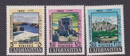Afghanistan SG 547-549 1965 Tourist Publicity MNH - Afghanistan