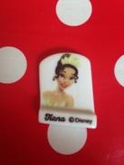 Fève Plate Princes Et Princesses 2015 Arguydal : TIANA - Disney