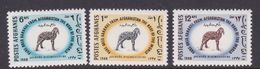 Afghanistan SG 621-623 1967 Agricultural Day MNH - Afghanistan