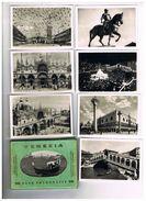 ITALIE - Venise  Années 50 - Carnet  20 Photographies N&B 9x7cm -  Non Dentelées - Venezia (Venice)