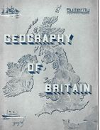 ANGLETTERRE   - GEORAPHIE  - 1958 - 4 Scans - Géographie
