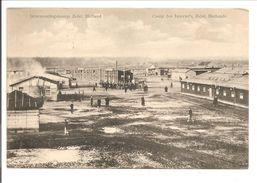 Interneringskamp Zeist.  Oorlog 1914-1918. Grande Guerre - Zeist