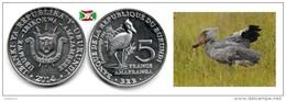 Burundi - 5 Francs 2014 (Balaeniceps Rex) UNC - Burundi