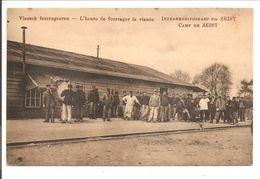 Interneringskamp Zeist.  Oorlog 1914-1918. Grande Guerre. Fourrager La Viande - Zeist