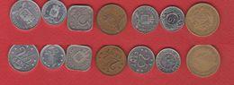 Antilles Hollandaises  / Lot De 7 Monnaies - [ 4] Colonies