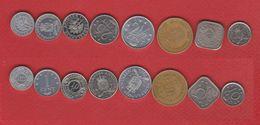 Antilles Hollandaises  / Lot De 8 Monnaies - [ 4] Colonies