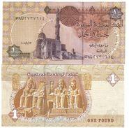 Egitto Egypt 1 Pound 2005 Sign.22 FDS UNC Pick 50 I  LOTTO 267 - Egipto