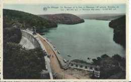 La Gileppe - Le Barrage Et Le Lac - Circulé - TBE - Jalhay