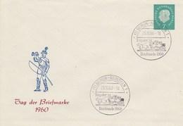 B Mi.Nr. PU 21/2  Tag Der Briefmarke 1960, Berlin-Neukölln 1 - Berlin (West)