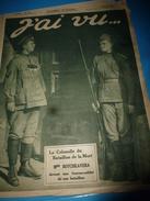 1917 J'AI VU:Bataillon De La Mort (Fem-soldats);Argot Sold-all;American Volunteer Motor Ambulance Corps;Zoulou;AS-women - French