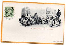 Guinea Bissau Portugaise 1900 Postcard - Guinea-Bissau