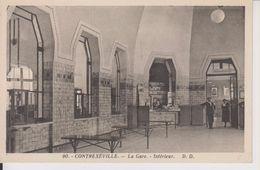 D88 - CONTREXEVILLE - LA GARE - INTERIEUR - Sonstige Gemeinden