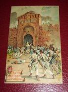 Cartolina Militare - 73° Reggimento Fanteria Granatieri - Régiments