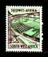 SWA 1963 Mint Hinged Stamp(s) Hardap Dam 319 #890 - Namibia (1990- ...)