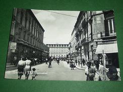 Cartolina Barletta - Via Baccarini 1955 Ca - Bari