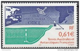 TAAF 2003 Yvert 368 Neuf ** Cote (2015) 2.50 Euro Station Hydroacoustique Otice - Terres Australes Et Antarctiques Françaises (TAAF)
