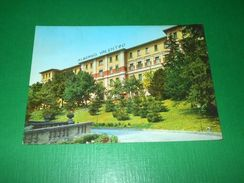 Cartolina Salsomaggiore Terme - Albergo Valentini 1971 - Reggio Nell'Emilia