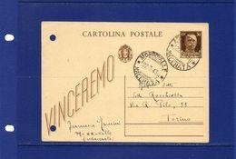 Pharmacy-Pharmacie-Apotheke-22-3-1943- Farmacia Ermini -  Morrovalle  (Macerata) - Farmacia