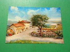 Cartolina Nervesa Della Battaglia - Ristorante Bar La Panoramica 1971 - Treviso