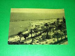 Cartolina San Remo - Riviera Dei Fiori - La Spiaggia 1961 - Imperia
