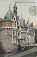 Bonnétable (Sarthe) - Le Château, Pont-Levis - Edition G. Roncière - Carte Colorisée - Bonnetable