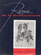Revue De La Gendarmerie. Septembre 1963. 64 Pages. Police - Boeken, Tijdschriften, Stripverhalen
