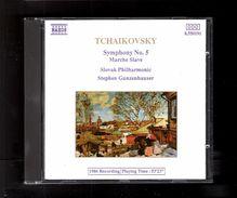 TCHAIKOVSKY.  Symphonie No 5 . - Classique