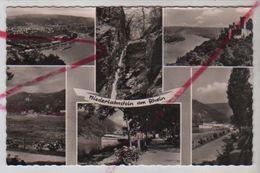 Cpsm St003200 Niederlahnstein 6 Vues Sur Carte - Lahnstein