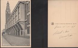 13057) CHARLEROI HOTEL DE VILLE VUE LATERALE NON VIAGGIATA MA SCRITTA 1949 - Charleroi