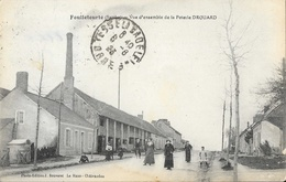 Foulletourte (Sarthe) - Vue D'ensemble De La Poterie Drouard - Edition J. Bouveret - Other Municipalities