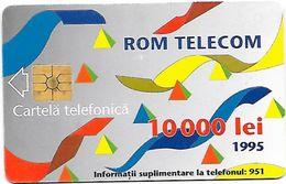 ROUMANIE 10000 Lei - Roumanie
