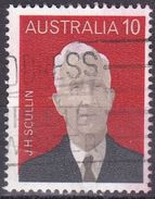 Australia, 1975 - 10c John H. Scullin - Nr.615 Usato° - Used Stamps