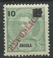 Portugal - Angola  - Yvert N°115 *   -  Ad29701 - Angola