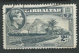 Gibraltar  - Yvert N° 105  Oblitéré  -  Ad29720 - Gibraltar