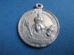 Petite Médaille Religieuse/Notre Dame Des Dunes / DUNKERQUE/Fin -XIXéme         CAN405 - Religión & Esoterismo