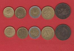 Argentine / Lot De  Monnaies - Argentine