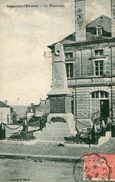 CAUMONT - L ' EVENTE  -  Le Monument - Frankreich