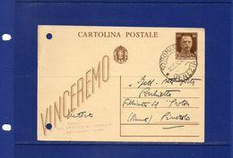 Pharmacy-Pharmacie-Apotheke-10-5-1943-Premiata  Farmacia  Dott. Erminio Chiereghin - Sottomarina  (Venezia) - Pharmacie